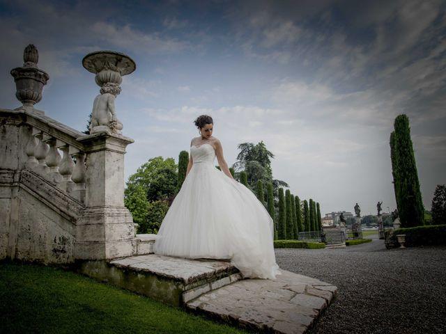 Il matrimonio di Francesco e Elena a Pozzo d'Adda, Milano 41