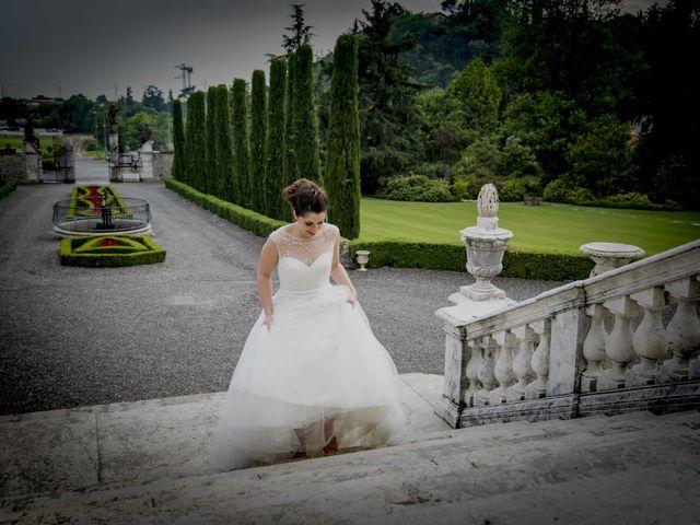 Il matrimonio di Francesco e Elena a Pozzo d'Adda, Milano 42