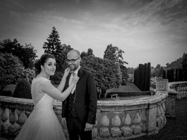 Il matrimonio di Francesco e Elena a Pozzo d'Adda, Milano 44