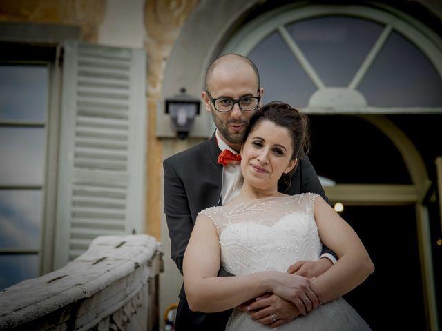 Il matrimonio di Francesco e Elena a Pozzo d'Adda, Milano 45