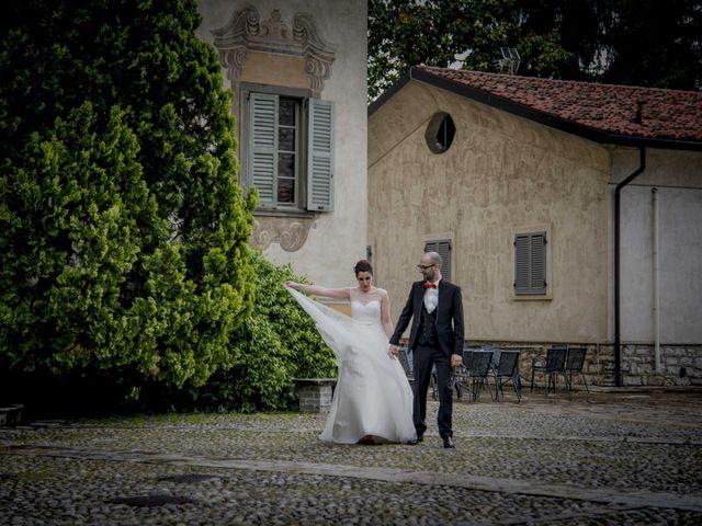Il matrimonio di Francesco e Elena a Pozzo d'Adda, Milano 46