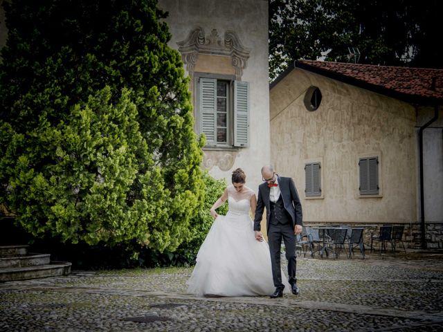 Il matrimonio di Francesco e Elena a Pozzo d'Adda, Milano 48