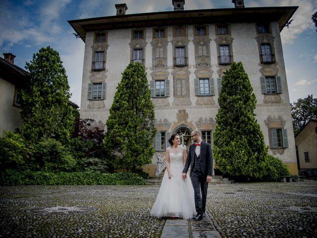 Il matrimonio di Francesco e Elena a Pozzo d'Adda, Milano 49