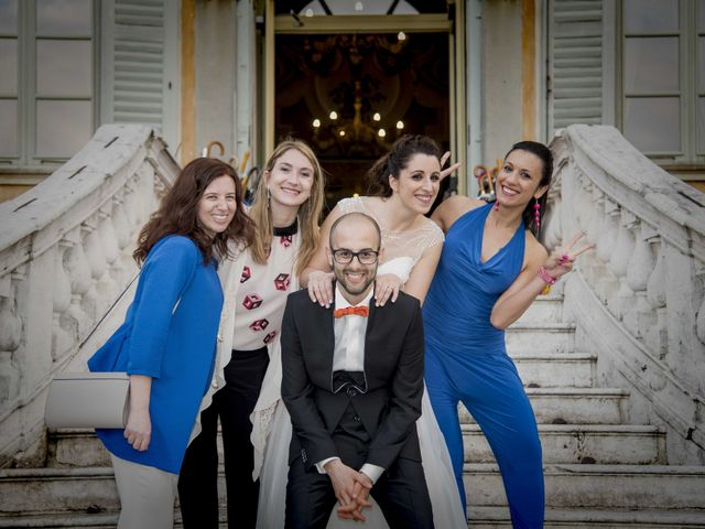 Il matrimonio di Francesco e Elena a Pozzo d'Adda, Milano 51