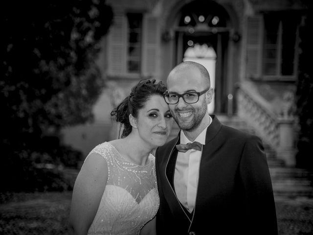 Il matrimonio di Francesco e Elena a Pozzo d'Adda, Milano 52
