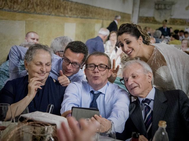 Il matrimonio di Francesco e Elena a Pozzo d'Adda, Milano 58