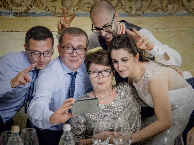Il matrimonio di Francesco e Elena a Pozzo d'Adda, Milano 59