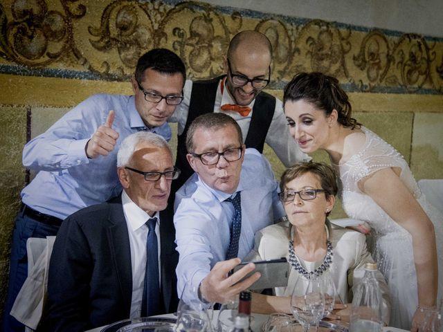 Il matrimonio di Francesco e Elena a Pozzo d'Adda, Milano 60