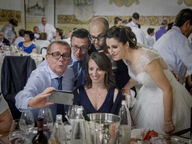 Il matrimonio di Francesco e Elena a Pozzo d'Adda, Milano 61
