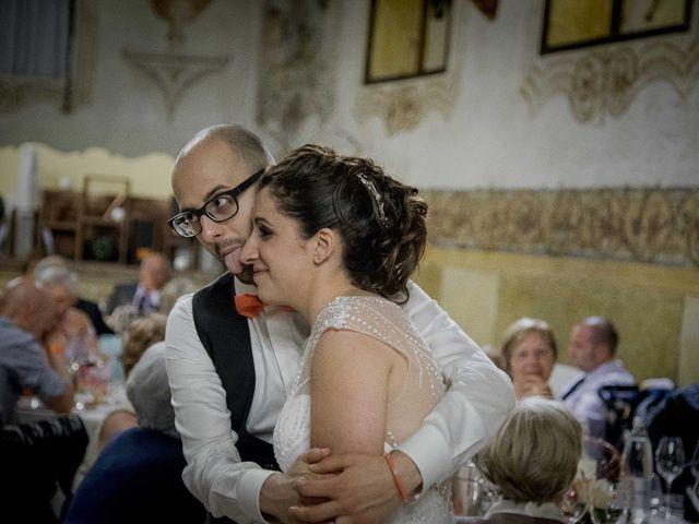 Il matrimonio di Francesco e Elena a Pozzo d'Adda, Milano 62