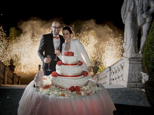 Il matrimonio di Francesco e Elena a Pozzo d'Adda, Milano 69