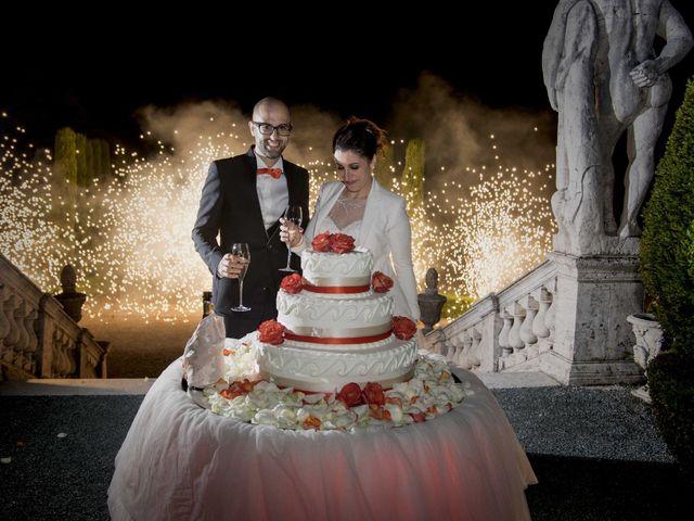 Il matrimonio di Francesco e Elena a Pozzo d'Adda, Milano 70