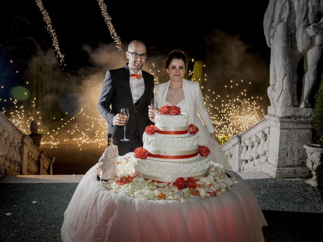 Il matrimonio di Francesco e Elena a Pozzo d'Adda, Milano 71