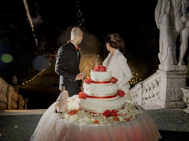 Il matrimonio di Francesco e Elena a Pozzo d'Adda, Milano 72