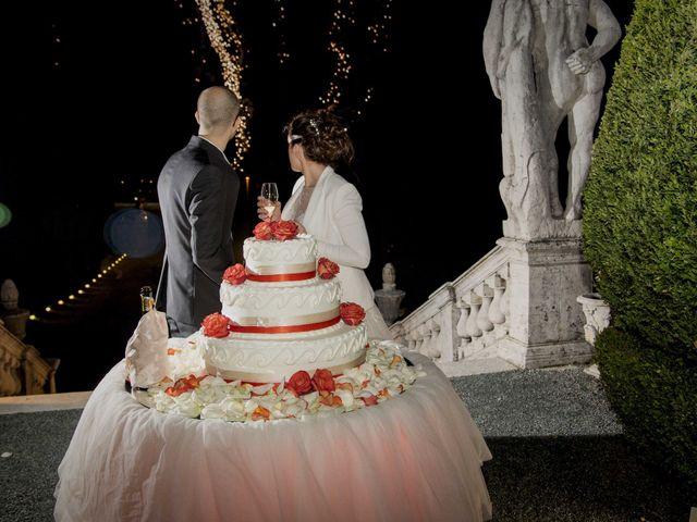 Il matrimonio di Francesco e Elena a Pozzo d'Adda, Milano 73
