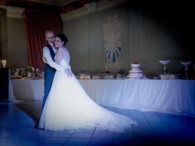 Il matrimonio di Francesco e Elena a Pozzo d'Adda, Milano 75