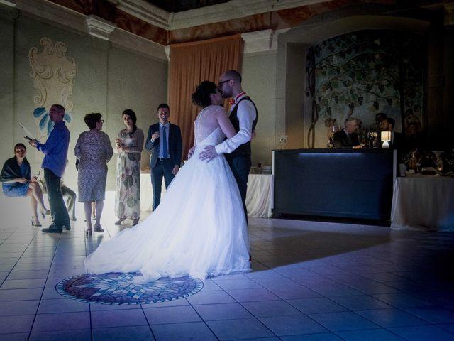 Il matrimonio di Francesco e Elena a Pozzo d'Adda, Milano 76