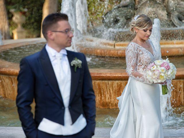 Le nozze di Francesca e Luciano