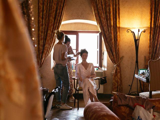 Il matrimonio di Andy e Jessica a Carmignano, Prato 5