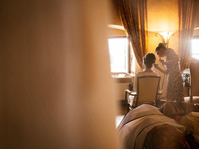 Il matrimonio di Andy e Jessica a Carmignano, Prato 10