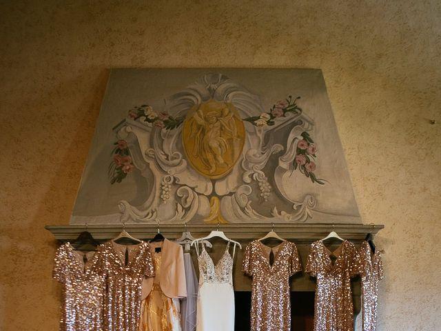 Il matrimonio di Andy e Jessica a Carmignano, Prato 15