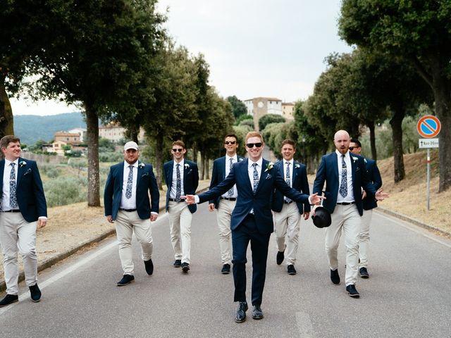 Il matrimonio di Andy e Jessica a Carmignano, Prato 17