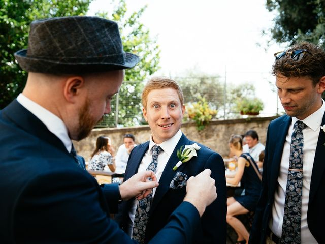 Il matrimonio di Andy e Jessica a Carmignano, Prato 19