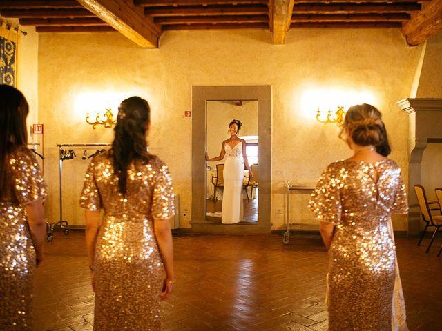 Il matrimonio di Andy e Jessica a Carmignano, Prato 20