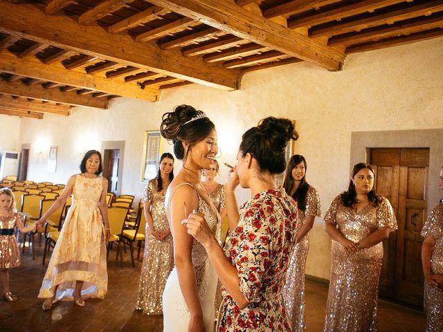 Il matrimonio di Andy e Jessica a Carmignano, Prato 21