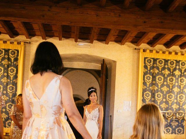 Il matrimonio di Andy e Jessica a Carmignano, Prato 22