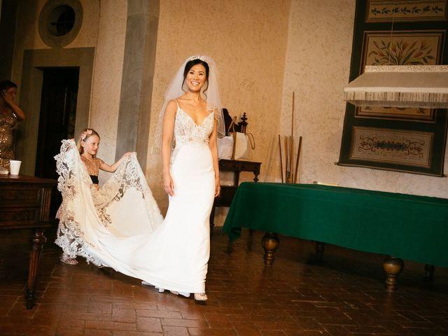 Il matrimonio di Andy e Jessica a Carmignano, Prato 24