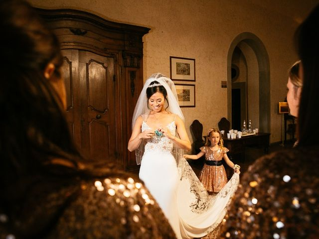 Il matrimonio di Andy e Jessica a Carmignano, Prato 26