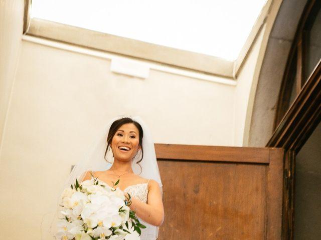 Il matrimonio di Andy e Jessica a Carmignano, Prato 32