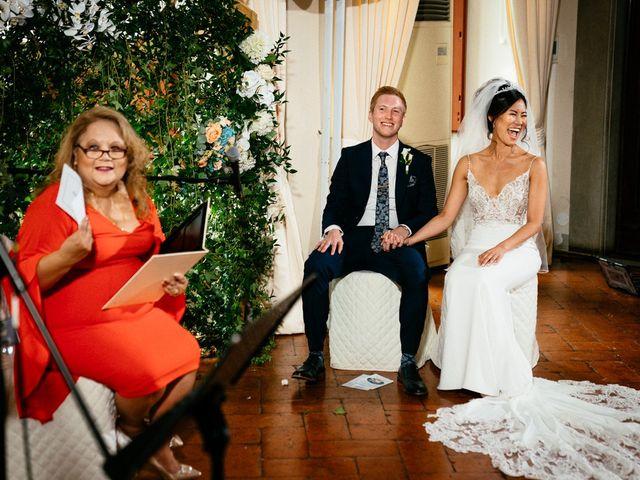 Il matrimonio di Andy e Jessica a Carmignano, Prato 37