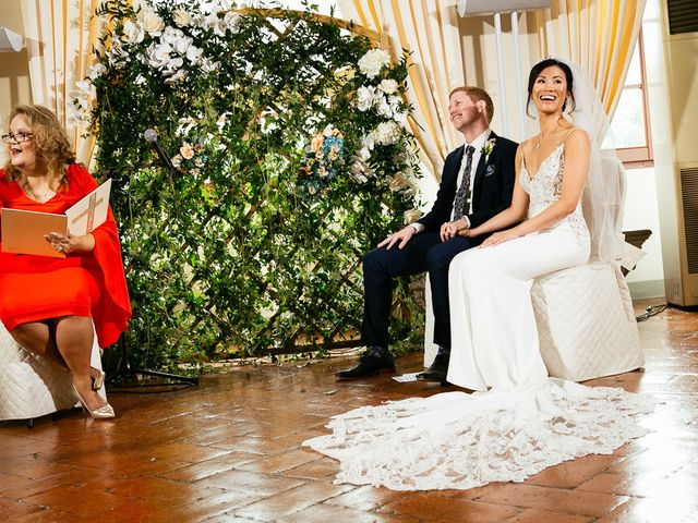 Il matrimonio di Andy e Jessica a Carmignano, Prato 39