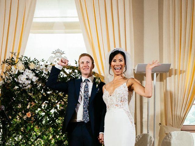 Il matrimonio di Andy e Jessica a Carmignano, Prato 45