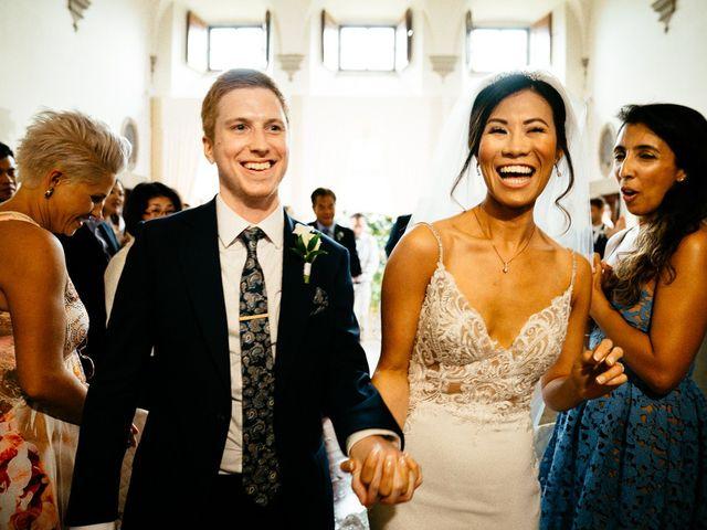 Il matrimonio di Andy e Jessica a Carmignano, Prato 46