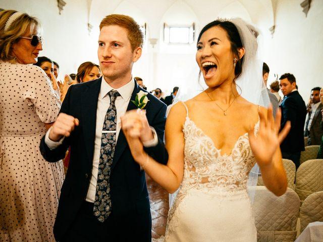 Il matrimonio di Andy e Jessica a Carmignano, Prato 47