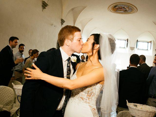 Il matrimonio di Andy e Jessica a Carmignano, Prato 48