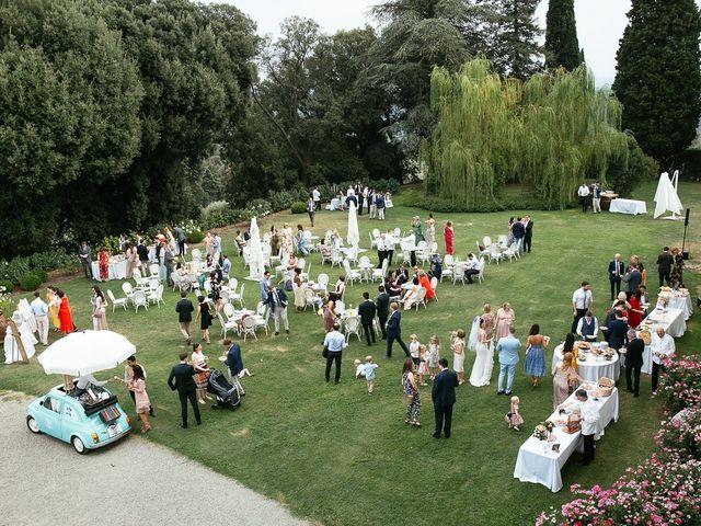 Il matrimonio di Andy e Jessica a Carmignano, Prato 49