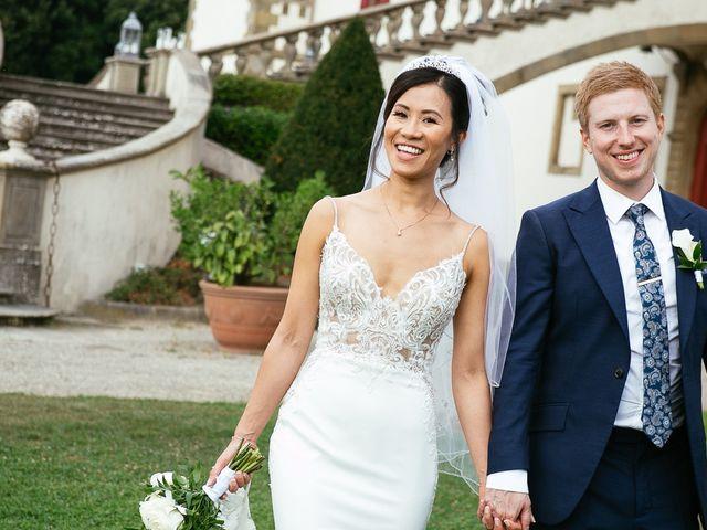 Il matrimonio di Andy e Jessica a Carmignano, Prato 52