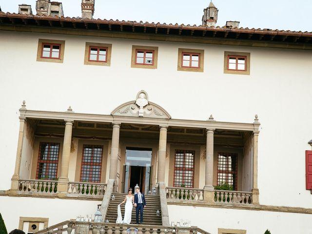 Il matrimonio di Andy e Jessica a Carmignano, Prato 54