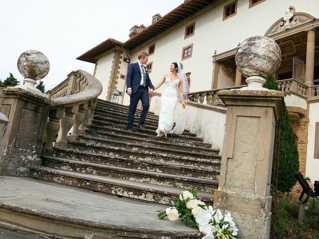 Il matrimonio di Andy e Jessica a Carmignano, Prato 56
