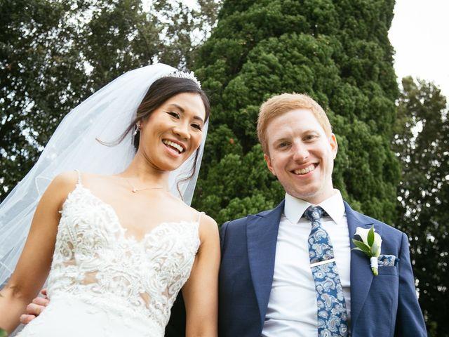 Il matrimonio di Andy e Jessica a Carmignano, Prato 58