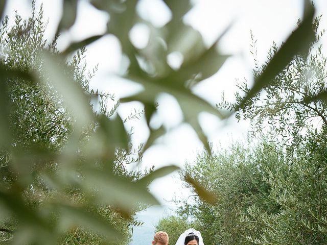 Il matrimonio di Andy e Jessica a Carmignano, Prato 57
