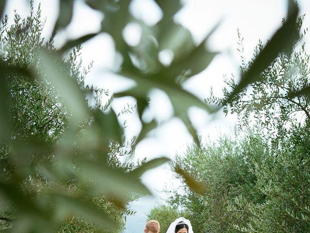 Il matrimonio di Andy e Jessica a Carmignano, Prato 59