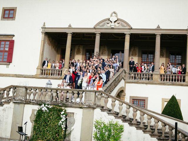 Il matrimonio di Andy e Jessica a Carmignano, Prato 60