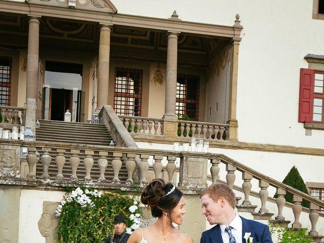 Il matrimonio di Andy e Jessica a Carmignano, Prato 61