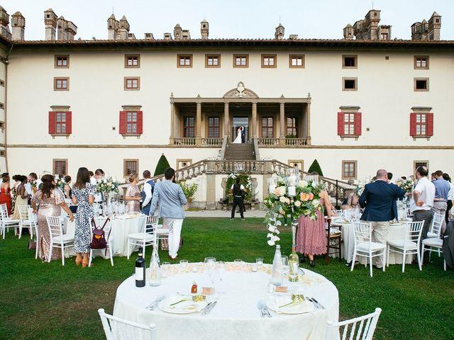 Il matrimonio di Andy e Jessica a Carmignano, Prato 62
