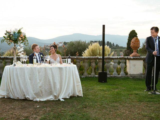 Il matrimonio di Andy e Jessica a Carmignano, Prato 63
